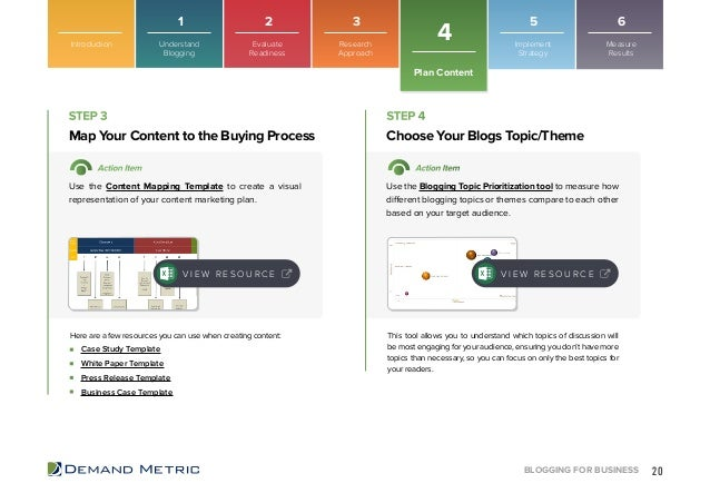 blogging for business playbook