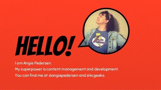 Unleash Your Blogging Superpowers Slide 2