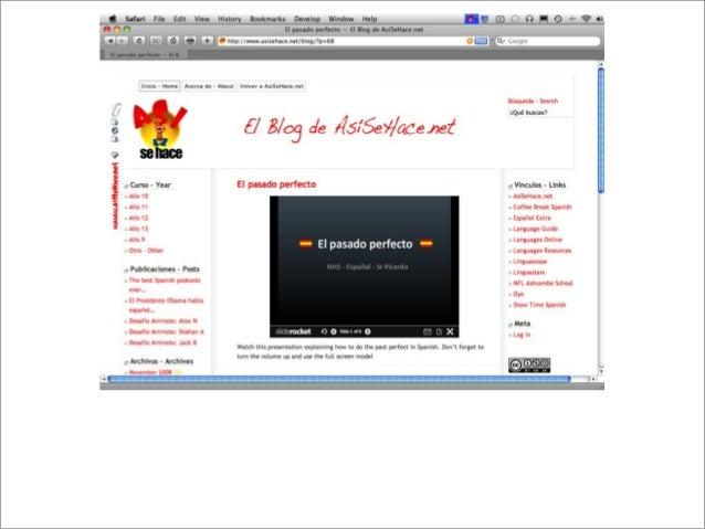 http://www.youtube.com Media rich content http://www.teachertube.com