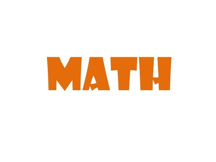 math<br />