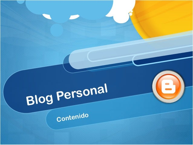 onal Pers Blog o ontenid C