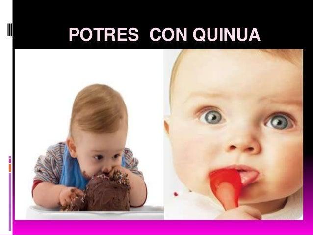 POTRES CON QUINUA