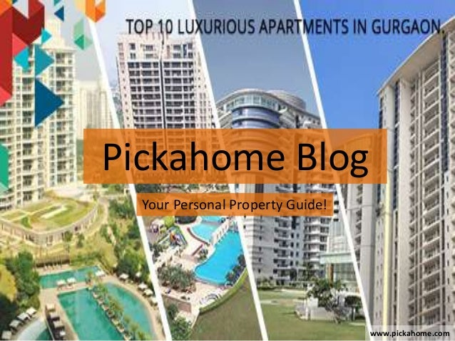 Pickahome Blog Your Personal Property Guide! www.pickahome.com