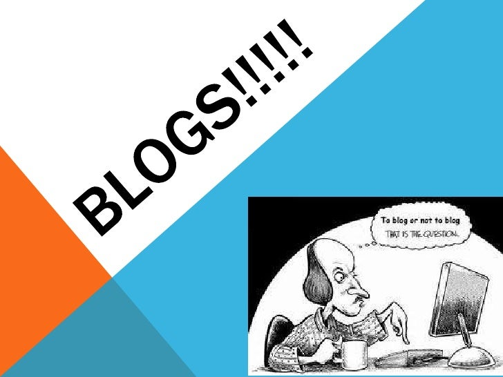 BLOG!!     In my opinion     blogging or having     a blog is just like a     little diary or journal     where you can po...