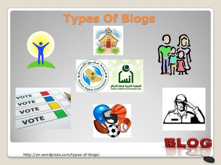 Types Of Blogshttp://en.wordpress.com/types-of-blogs/