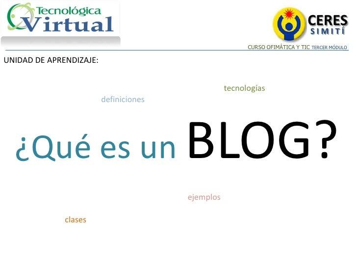 Blogs Slide 2