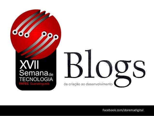 Facebook.com/doremadigital