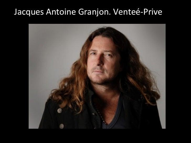 Jacques Antoine Granjon. Venteé-Prive