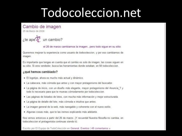 Todocoleccion.net