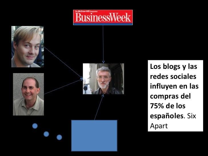 Viral Los blogs y las redes sociales influyen en las compras del 75% de los españoles . Six Apart