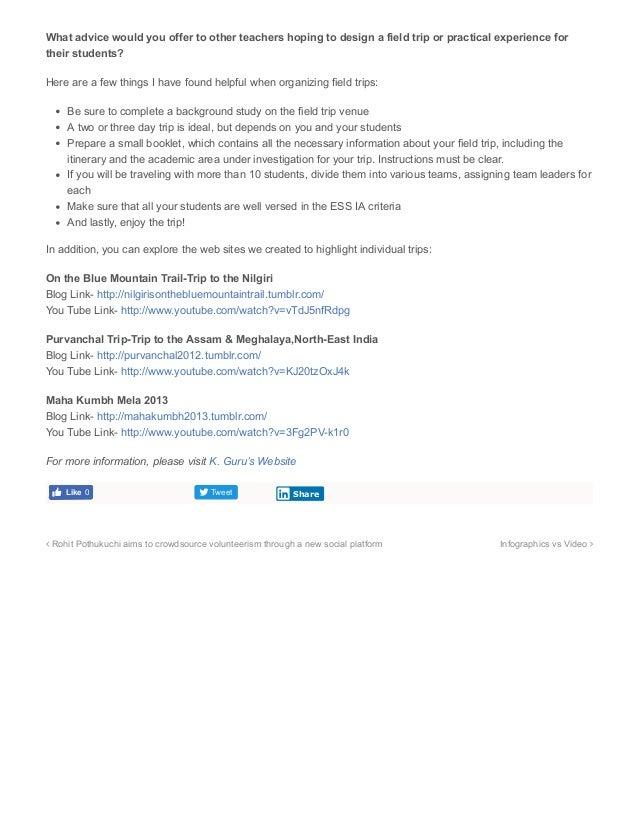  Rohit Pothukuchi aims to crowdsource volunteerism through a new social platform Infographics vs Video  Like 0 Tweet Wha...