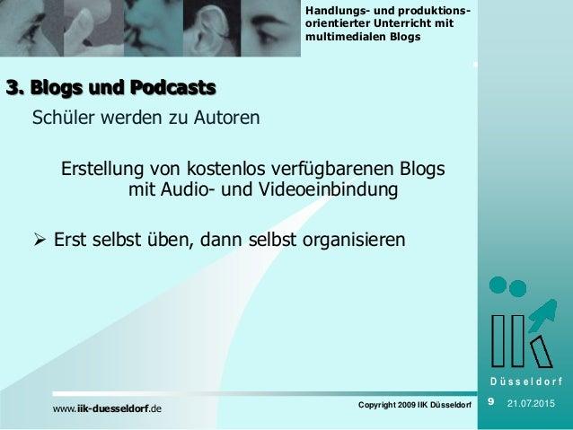 blogs im unterricht deutsch als fremdsprache