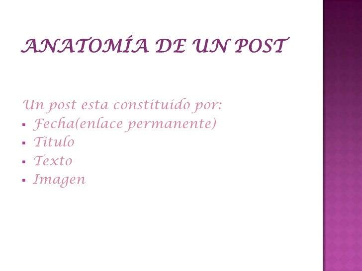 Blogs....Jeimy