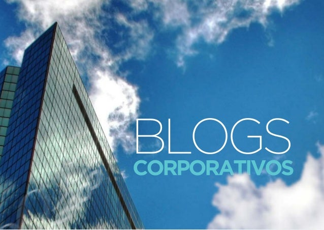 Blogs Corporativos