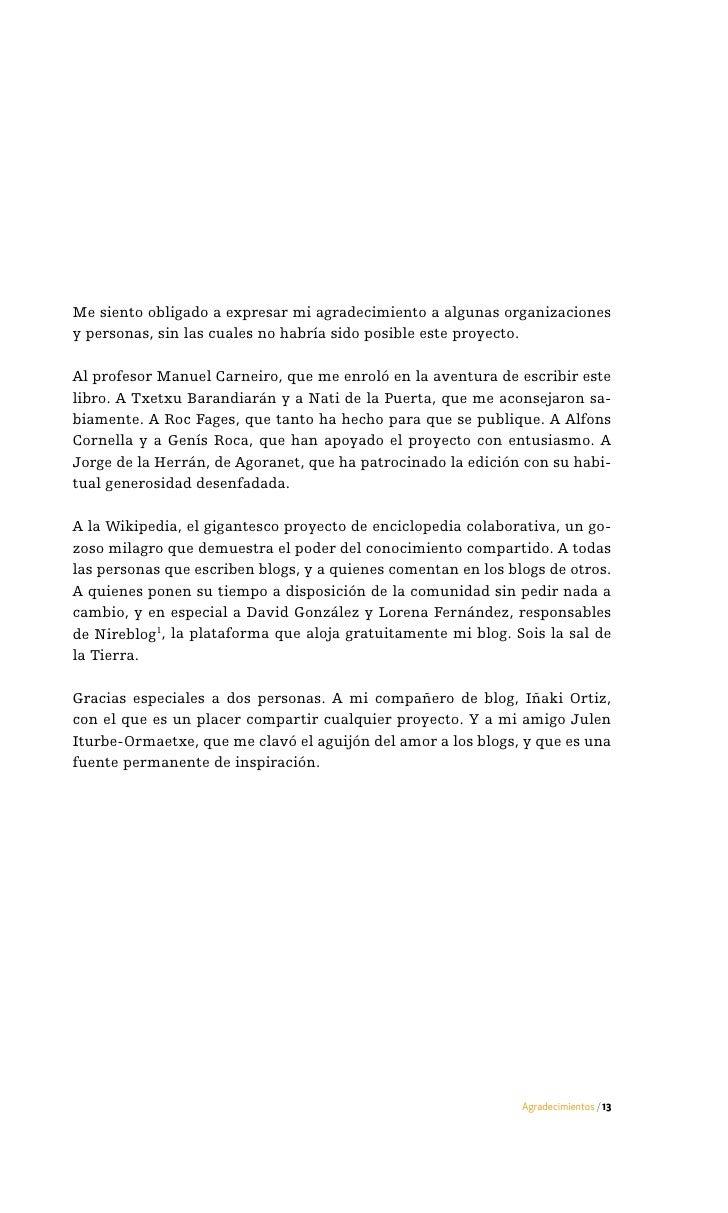uno Introducción     14 / Manual de uso del blog en la empresa