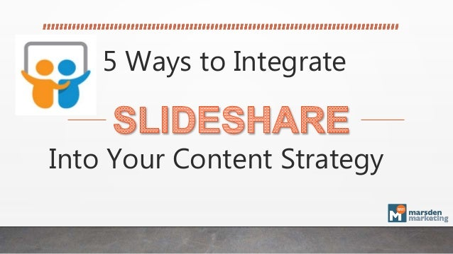 5 Ways to Integrate Into Your Content Strategy
