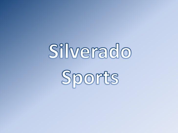 Silverado Sports<br />