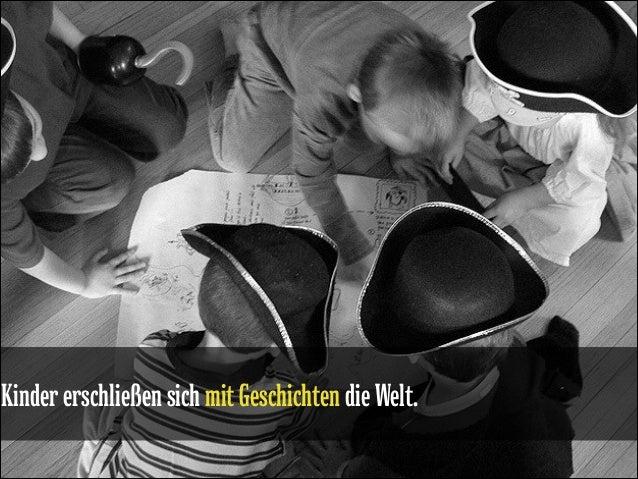 """Kinder erschließen sich mit Geschichten die Welt. Photo Credit: <a href=""""http://www.flickr.com/photos/49503124519@N01/55964..."""