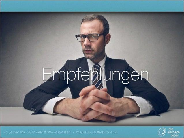 Empfehlungen  (c) Jochen Mai, 2014 (alle Rechte vorbehalten) - Images by shutterstock.com