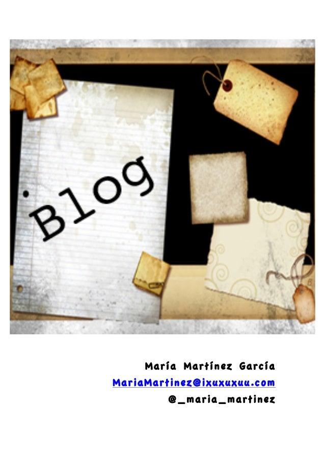 María Martínez GarcíaMariaMartinez@ixuxuxuu.com@_maria_martinez