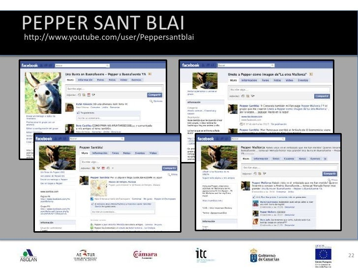 PEPPER SANT BLAI<br />22<br />http://www.youtube.com/user/Peppersantblai<br />