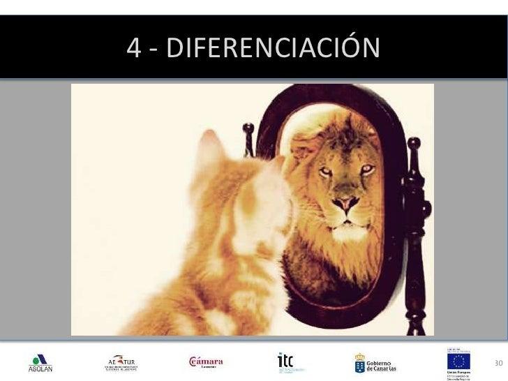 4 - DIFERENCIACIÓN<br />30<br />