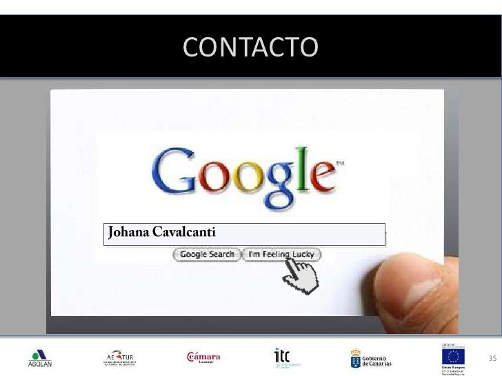 CONTACTO<br />35<br />Johana Cavalcanti<br />