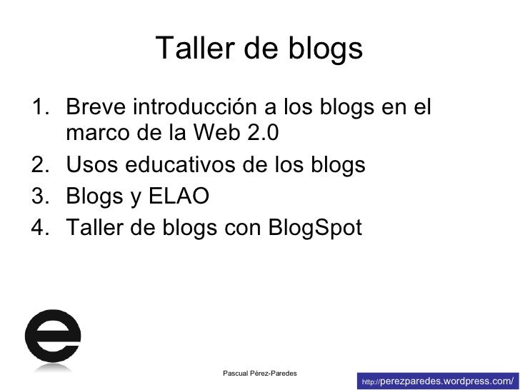 Blogs Y Web 2.0 Slide 2
