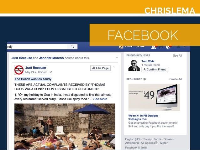 CHRISLEMA FACEBOOK