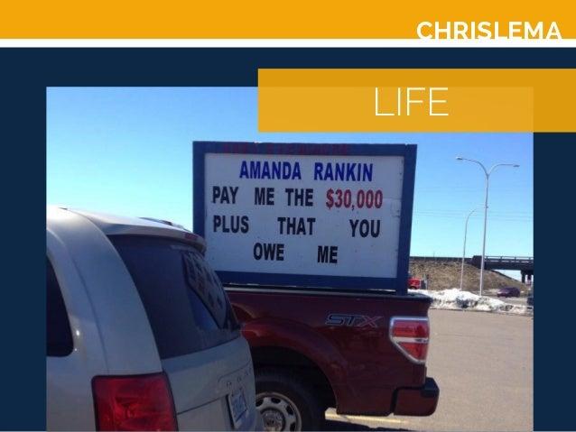 CHRISLEMA LIFE