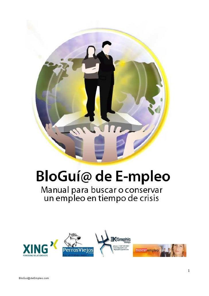 1 BloGuí@deEmpleo.com