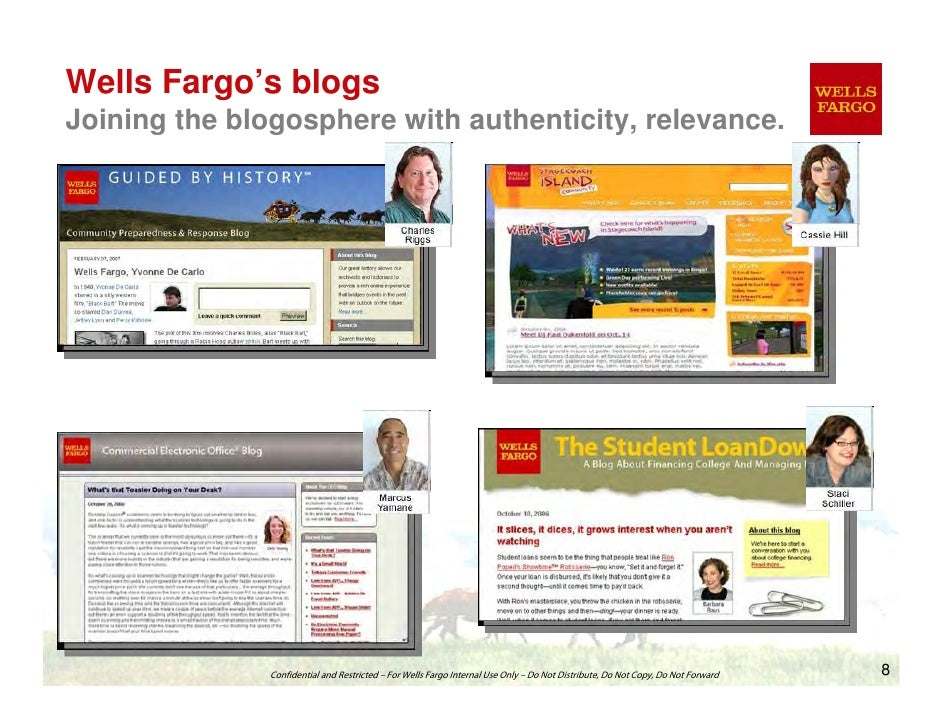 Case Study: Wells Fargo Proves The Business Case For Online Chat