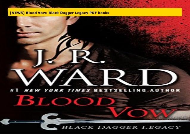 News Blood Vow Black Dagger Legacy Pdf Books