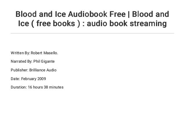 book of blood 2009 streaming
