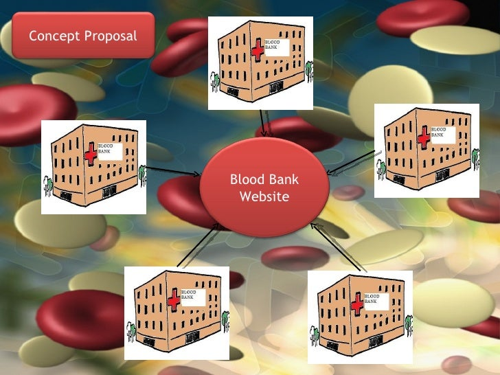 Blood Bank Management System By Cdac