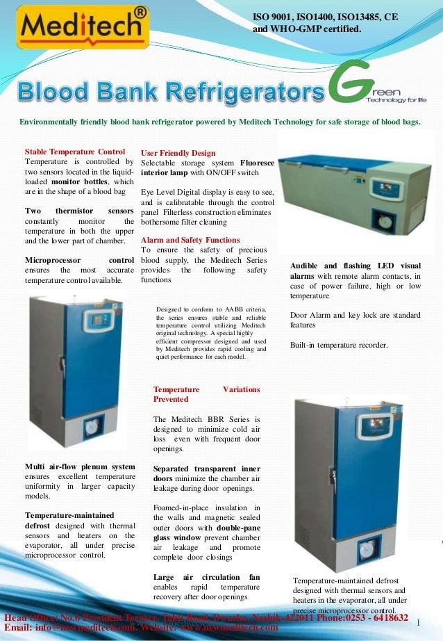 Blood bank refrigerator portabel ac dc