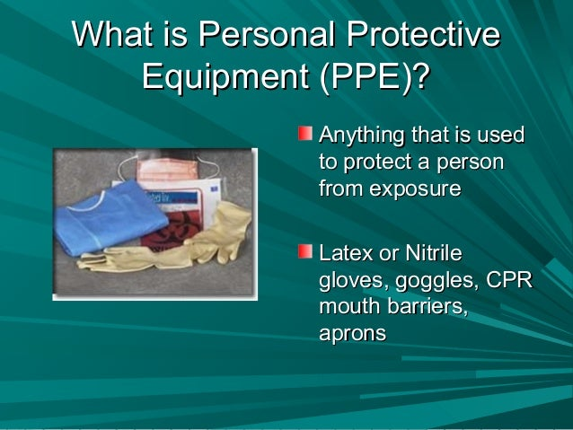 explain the role of personal protective equipment ppe during the decontamination process Decontamination procedures, journal of occupational and  through or around  personal protective equipment (ppe) or from the  vated risk of these cancers,  the role that contamination on ppe and skin plays in this risk has not been well  defined  skin exposure can occur during firefighting by way.