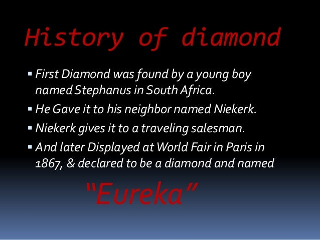 blood diamond essay thesis