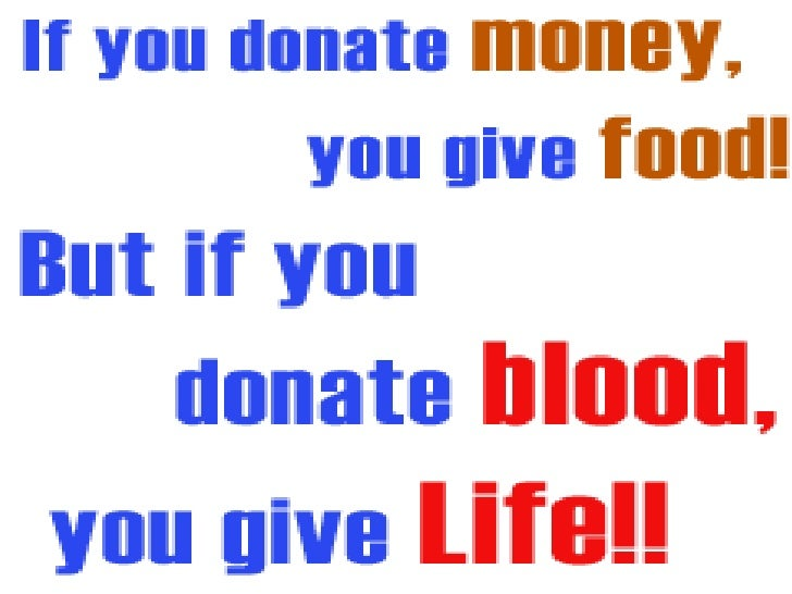 blood donation persuasive essays Transcript of organ donation: persuasive speech mythbusters ~unable to donate due to illness ~doctors will remove.
