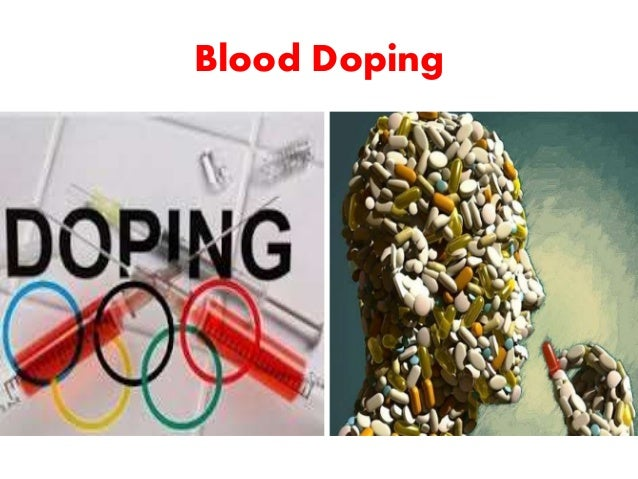 blood doping in athletes In the case of blood doping, if the athlete's normal red-blood-cell count is, say, 47%, but then is found to be 51% after a competition, foul play may have been involved.