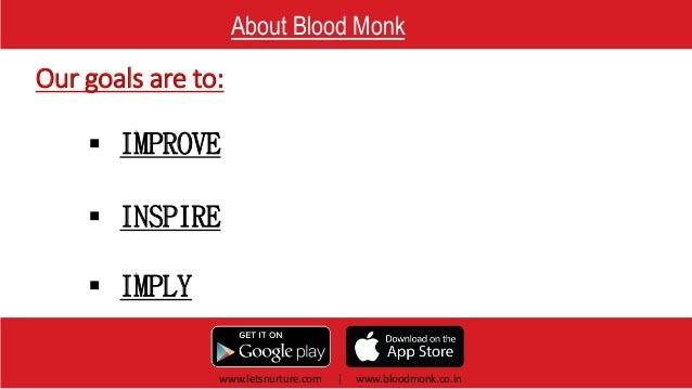 Blood monk Slide 2