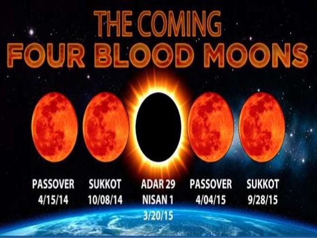 BLOOD MOON adalah GERHANA BULAN YANG TAMPAK BERWARNA MERAH Sehingga disebut BULAN BERDARAH