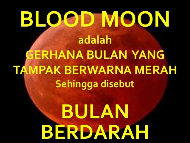 Blood moon Slide 2