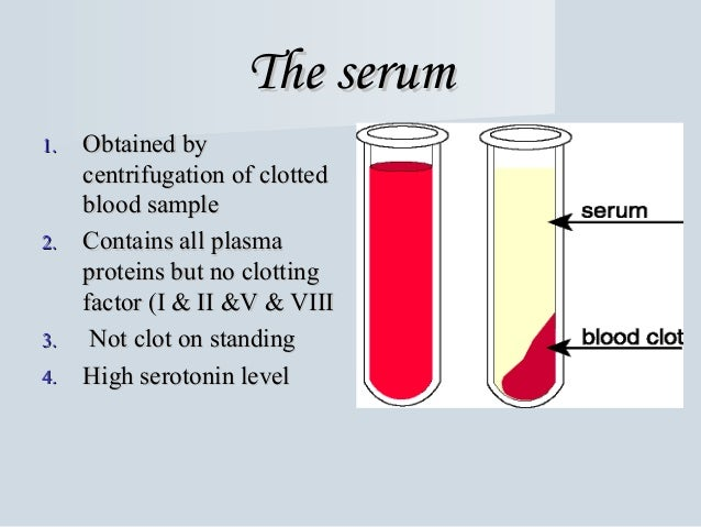 Blood Overview PPT