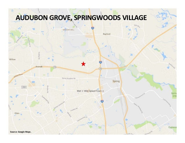 Natural Drainage Systems in Houston Area Land Development