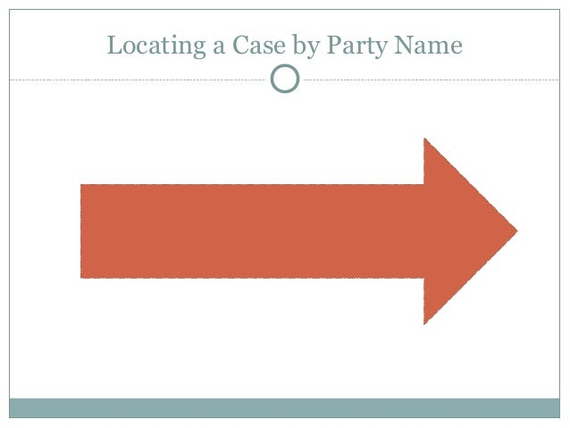 Bloomberg law lexis advance westlawnext locating a case by party name ccuart Gallery
