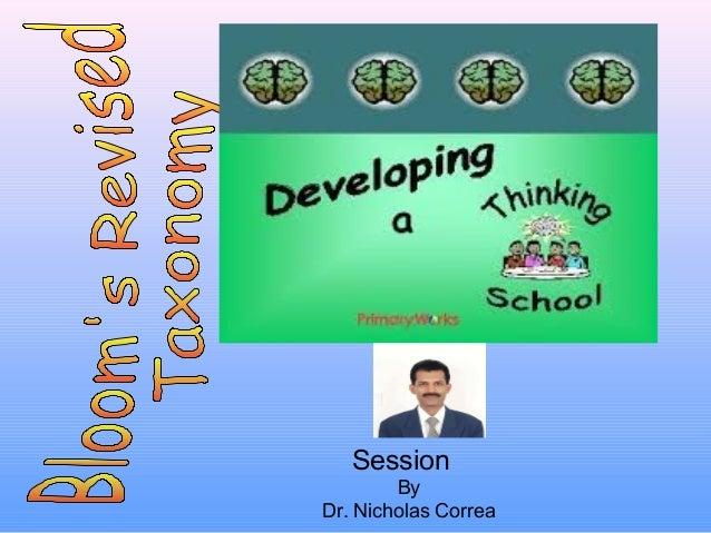 Session By Dr. Nicholas Correa