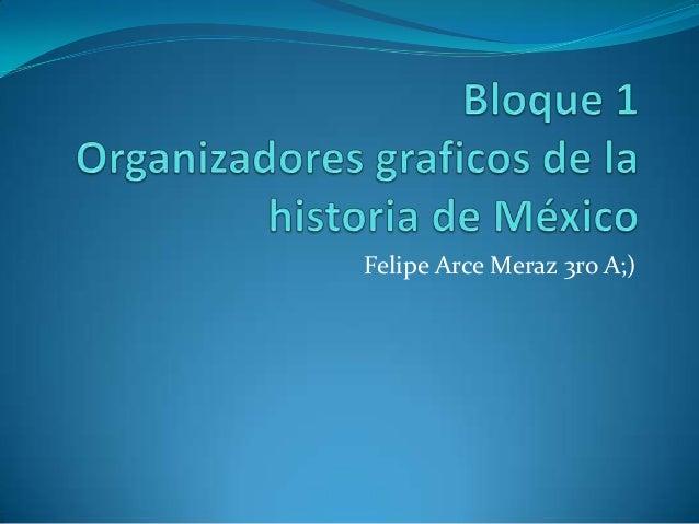 Felipe Arce Meraz 3ro A;)