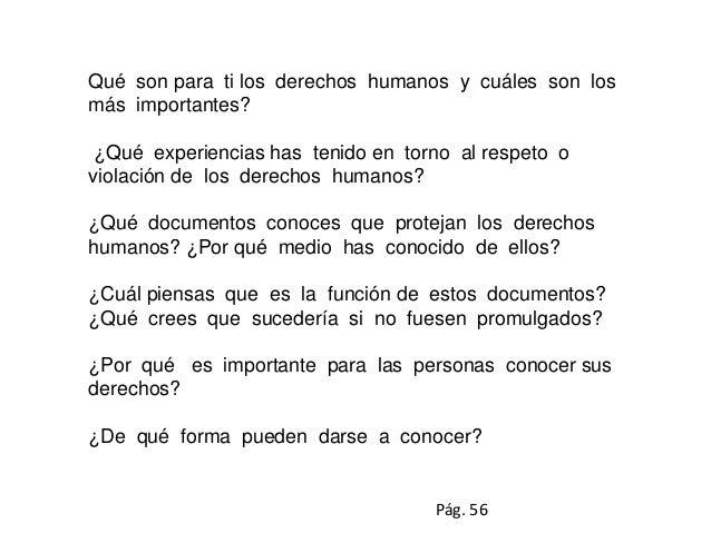 Bloque 1 2 analizar documentos sobre derechos humanos for Porque son importantes los arboles wikipedia