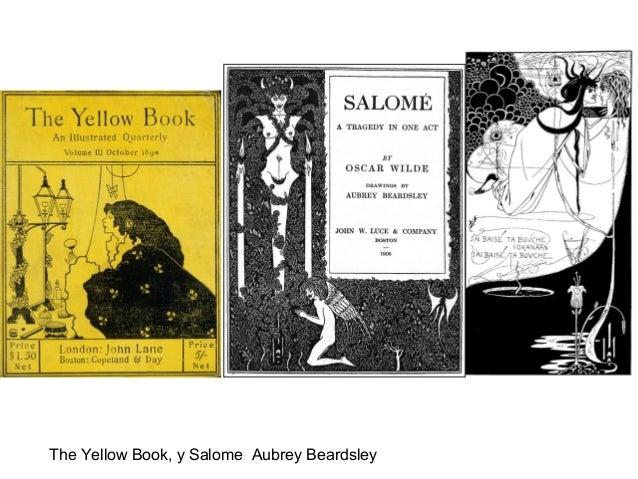 The Yellow Book, y Salome Aubrey Beardsley